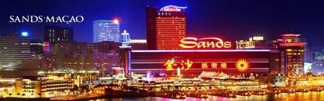 Sands Macao, CEO Adelson