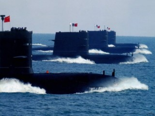 Song-class submarines of the PRC