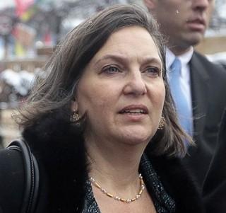 Victoria Nuland - Ukraine coup planner