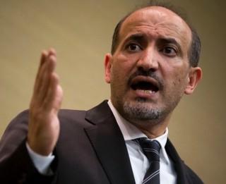 Ahmad Jarba - Syrian National Council war criminal