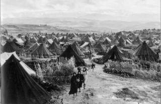 1948 Palestinian refugee camp