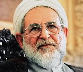 Ayatollah Mesbah-Yazdi.