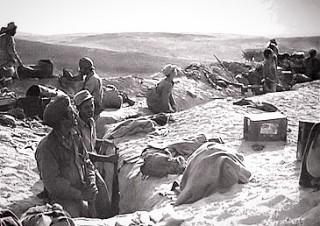 Israeli forces - Huleiqat