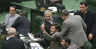 "Mehdi Kochakzadeh is a Fundamentalist MP and a strong supporter of Ayatollah Mohammad Taghi Mesbah Yazdi , "" Jebhe Paydari"" ( Resistance Front)"