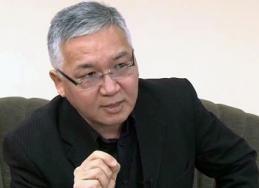 Kyrgyz political analyst Mars Sariev