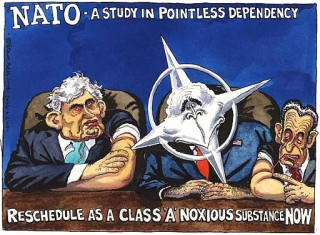 NATO has become more trouble than it is worth