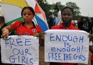 Nigerian schoolgirl incident
