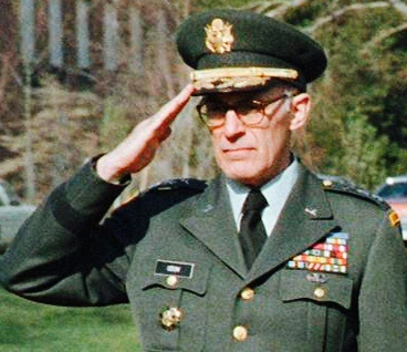 General William E. Odom served as Reagan's director of the National Security Agency, 1985-1988.