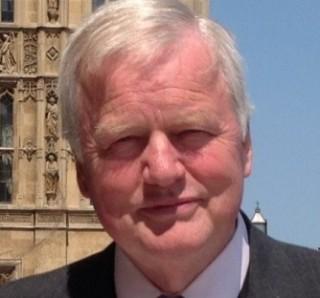 Colonel Bob Stewart DSO MP