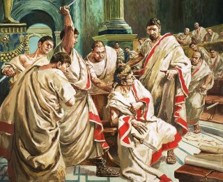 C-L-Doughty-The-Death-of-Julius-Caesar-320x261