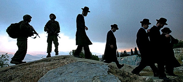 Conservative Jews are exempted from Israel's military service, by design