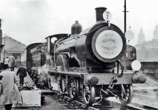 Drummond T9 1900-built 4-4-0