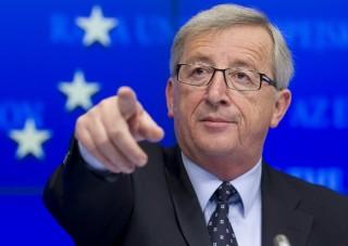 Jean-Claude Juncker, representing EU Federalism