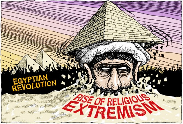 Rise of religious extremism-2