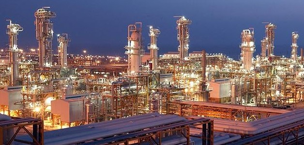 Much of Iran's gas infrastructure is state of the art