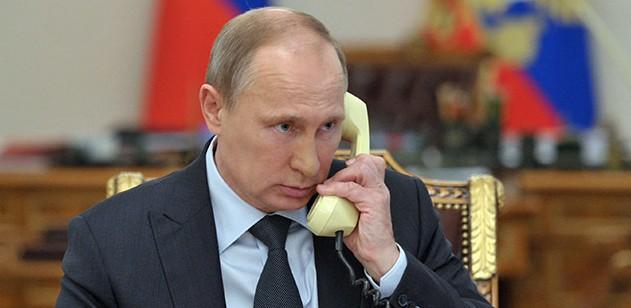 So far Putin never took the West's bait to move into Ukraine