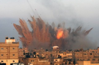 Some day the Israelis may get to experience being on the receiving end of this. Then they will know.