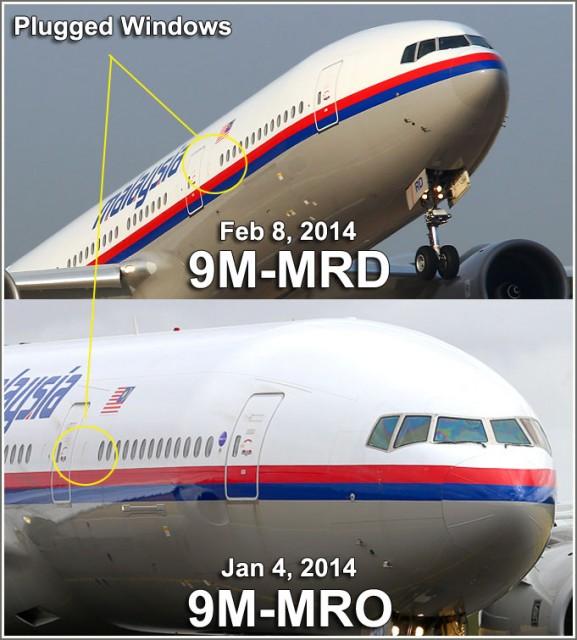 Malaysia-Airlines-Boeing-777-200 9M-MRD-9M-MRO