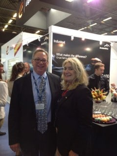 Richard and Jane at Arcelor  Mittal