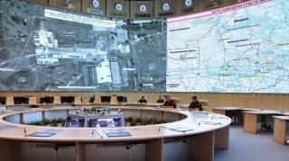 Russian air traffic control