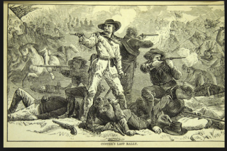 Was the Indian Assault on the Seventh Cavalry Unit of General George Armstrong Custer Terrorism or a Legitimate Act of Self-Defense?