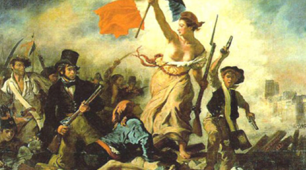 The French Revolution Gave Encouragement to Many Oppressed Groups That The Injustices Under Which They Suffered Could Be Thrown Off.
