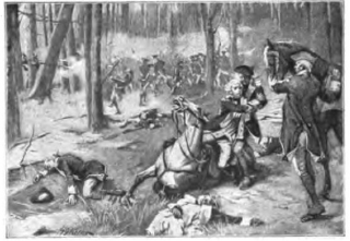 Tecumseh Participated in Some Indian Defeats of the Fledgling US Armed Forces in the Early 1790s