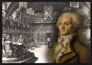Maximilien Robespierre was a Jacobin Leader of the French Revolution during Its Most Radical Phase. Executed in 1794 was an Outspoken Advocate of Slavery's Abolition in the Legislative Assembly and the Convention nationale.