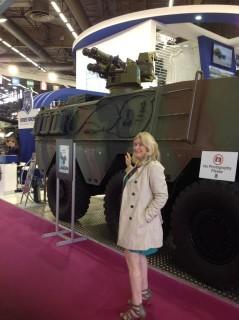 Streit Armored Vehicle