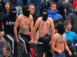 If you put uniforms on them, and NATO training, they are still Nazis