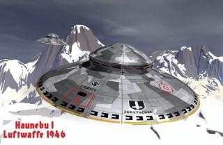 Antarctica Luftwaffe 1946