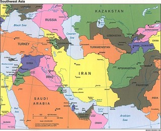 The Greater Mideast will be a key to energy