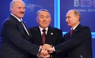 Eurasian Union - Belarus, Kazakhstan, Russia