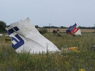 pieces of plane