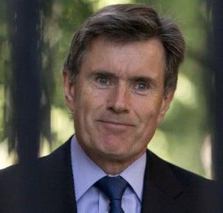 The very British looking Sir John Sawers - MI6