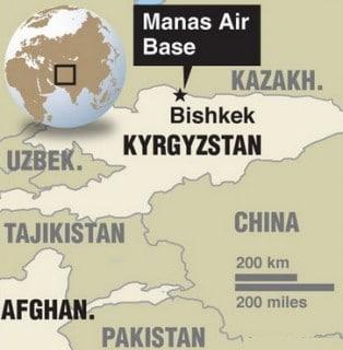 Manas Airbase
