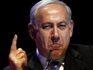 """Bibi should burn!"""