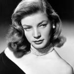 The great Lauren Bacall