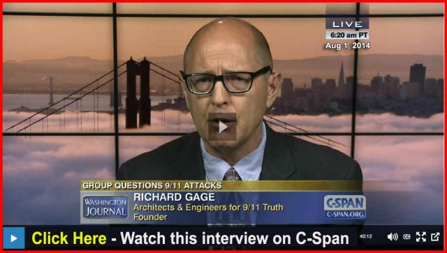 C-Span Richard-Gage Video Template