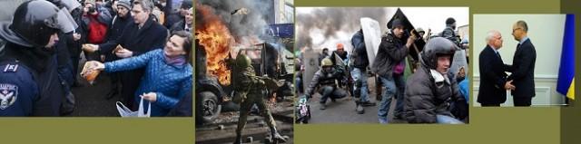 America's hand in Ukraine unrest