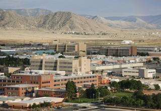 One of Sandia National Laboratory's locations