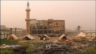 UN school damage in Gaza - 2008-2009