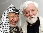 Uri and Arafat had a long relationship that saved a lot of lives via negotiations