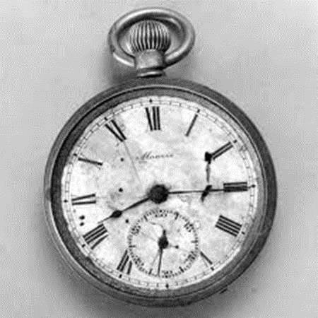 The Clock Stopped at Hiroshima