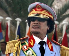 Libya is showing itself now as needing to be ruled by a strong man to control the tribal fighting
