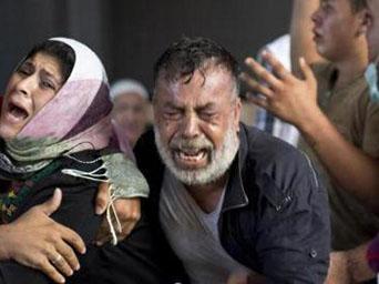 gaza civilians