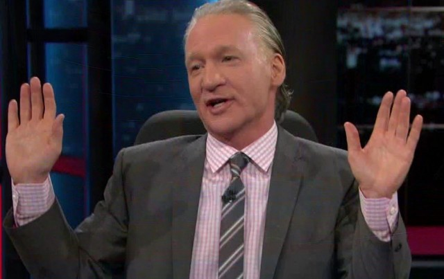 "Comedian Bill Maher, former ""Zionist,"" asks for aid cuts to Israel"
