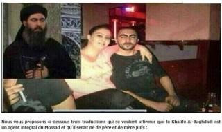 Simon Elliot, aka Al-Baghdadi, son of Jewish parents, Mossad agent