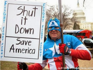 The over stage managing of Tea Party events signaled early on they were being coopted