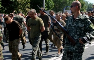 The Ukrainian troops have been badly abused by coupmeisters, also.